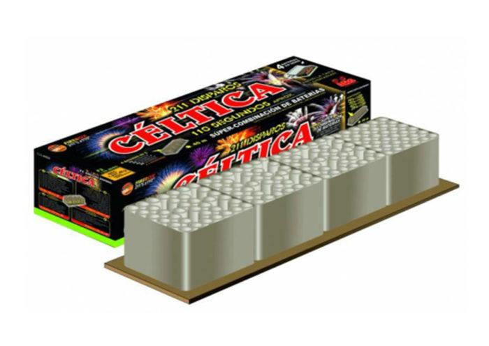 bateria celtica